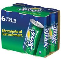 Cheap Sprite Soft Drink 330ml Can for sale