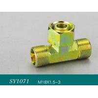 Cheap OEM tee iron pipe fitting for sale