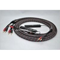 Cheap Audioquest Rockefeller Speaker Cable with 72V DBS Pair New for sale