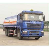 Cheap 6×4 Drive Mode Used Oil Tanker 18 M3 Volume With Air Conditioner 78 Km/H Max Speed for sale