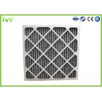 Cheap Compact Design Activated Carbon Air Filter Odor Absorption Excellent Removal Performance for sale