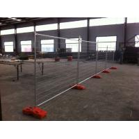 Cheap Tauranga Temporary Fencing Panels for Sale 2100mm x 2400mm hot dipped galvanized for sale