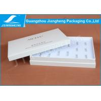 Cheap Custom Cosmetic / Makeup Set Cardboard Packaging Boxes Hot Stamping With EVA for sale