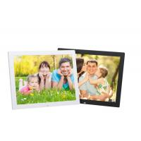 15W 350cm / d LCD Digital Photo Frame With Video Loop Play