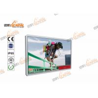 Cheap High Definition Open Frame LCD Touchscreen Monitor Panel With Power Supply for sale