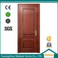 Cheap Factory Supply Veneered Wood Interior Panel Doors With Door Lock And Hinge for sale