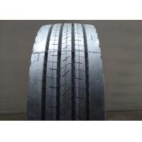 Cheap Black Appearance Highway Truck Tires 11R22.5 12R22.5 High Fuel Efficiency for sale