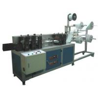 Cheap Disposable Face Mask Making Machine With Aluminum Alloy Structure for sale