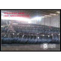 Standard Export Packing 25kgs/coil BLACK ANNEALED WIRE