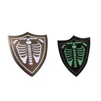 Buy cheap Hard Enamel Lapel Pin Badges Nickel Metal Plating With Cool Glow from wholesalers
