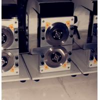Cheap Accuracy Adjusting V Cut PCB Depaneling Machine With Circular Blades for sale