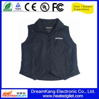 Cheap Infrared heated vest for outdoor use for sale
