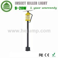 Insect killer light- outdoor-human infrared-aluminum alloy-Solar energy