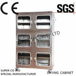 Desiccant Nitrogen Dry Box Rustproof Floor standing , Dehumidification