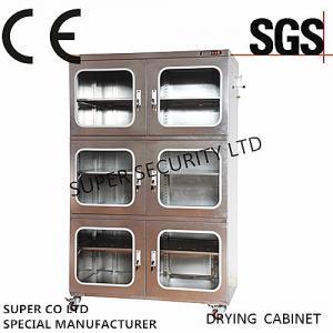 Cheap Desiccant Nitrogen Dry Box Rustproof Floor standing , Dehumidification for sale