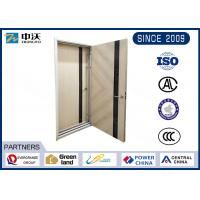 Safe Fire Rating 1.5 Hour Fire Rated Door Easy To Install Strong Applicability