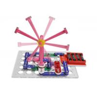 Cheap electronic building blocks toy for sale