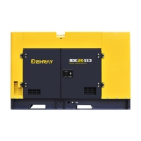 Cheap 15KW 3 Phase 60Hz Prime Power Diesel Generator for sale
