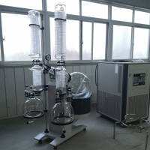 Cheap 20L 50L Lab Industrial Digital Display Rotavapor Vacuum Distilation Lab Rotary Evaporator for Sale for sale