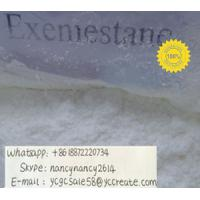 Cheap Strongest Anti Estrogen Steroids Aromasin / Exemestane  107868-30-4 for sale