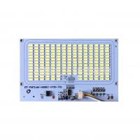 Buy cheap Solar LED Flood Light Panel High Power Led Module With Battery Volume Display from wholesalers