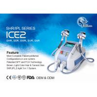 Cheap No Pain IPL Laser Equipment Hair Permanent Removal Machine With Filters for sale