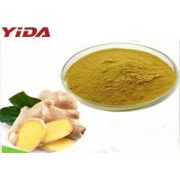 Cheap Pharmaceutical Yellow Dry Ginger Powder Help Stimulate Blood Circulation for sale