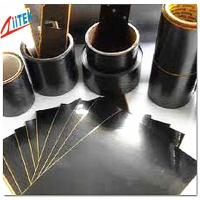 Quality Soft Thermal Graphite Sheet Interface Carbon Nanocomposite Vacuum Sputtering wholesale