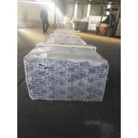Cheap Industrial Aluminum Support Beams , Aluminum H Beam Customized Color Length for sale