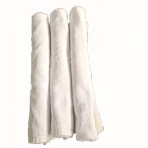 Cheap 100kg/Bale 40*65Cm White Towel Rags for sale