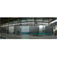 Cheap Vertical Automatic Insulating Glass Production Line , Insulating Glass Machine for sale