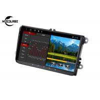 Cheap DC 12V Car Stereo DVD Player 9 Inch Volkswagen Android 9.0 12 Months Warranty for sale