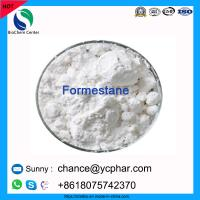 Cheap Pharmaceutical Raw Steroid Powders Formestane / Lentaron CAS 566-48-3 For Breast Cancer for sale