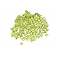 Cheap Loose Stud Hotfix Dome Studs High Color Accuracy Environmentally Friendly for sale