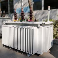 Buy cheap Electric Power System Oil Immersed Transformer 250kVA 11-0.4kV 4%-6% Impedence from wholesalers