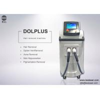 Cheap Multi Function 510nm - 1200nm E-Light IPL RF Beauty Machine For Hair Removal for sale