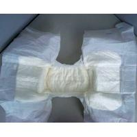 Cheap Adult cloth diaper with four side tapers for sale