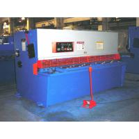 Cheap CNC Stainless Steel Hydraulic Sheet Metal Shear For Iron Carbon Sheet for sale