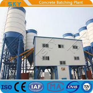 Cheap HLS240 Large Capacity TSKY MS4000 Concrete Mixing Plant for sale