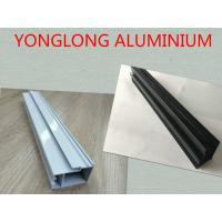 Cheap T5 / T6 Powder Coated Aluminium For Window / Door Square Shape for sale
