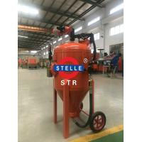 Cheap Automotive Marine Water And Glass Blasting Equipment Surface Preparation for sale
