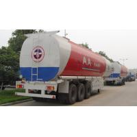 Cheap Chengli CLW9409GYY fuel tank semi-trailer with good price and quality for sale