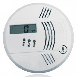 Cheap Carbon Monoxide gas detector gas alarm CO gas leak detector homeuse gas alarm for sale
