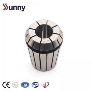 China Lathe machine tool accessories milling spring steel clamps ER collet  ER11 ER16 ER20 ER25 ER32 ER40 standard DIN6499B on sale