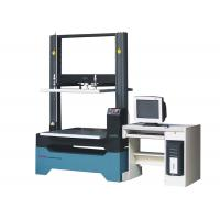 Cheap Carton Box Compression Testing Machine 2T Capacity Anti Press Testing Equipment for sale