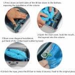 Cheap 200pcs Hot Sales ZM-200 Automatic Aluminum Alloy Shoe Cover Dispenser Box With Beautiful Design for sale