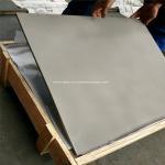 Cheap Ti GR2 Grade2 Titanium  metal plate sheet 10 *800*800 mm wholesale price for sale