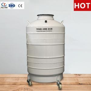 Cheap TIANCHI Liquid Nitrogen Tank 60L Aviation Aluminum Container Price for sale