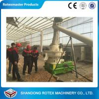 Quality Vertical Stainless Steel Wood Pellet Making Machine 2-3 Ton / H Capacity wholesale