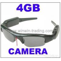 China Spy SunGlasses Mini Small Secret Hidden Camera Sunglass Cam on sale